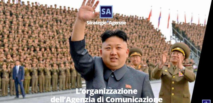 Organizzazione interna nell'agenzia di comunicazione