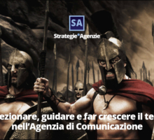 La gestione del team nell'agenzia di comunicazione